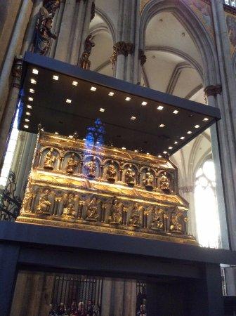 Cattedrale di Colonia (Duomo): Interni