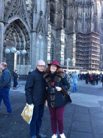 Cattedrale di Colonia (Duomo): Dintorni della Catedrale