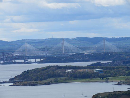 Burntisland, UK: the bridges