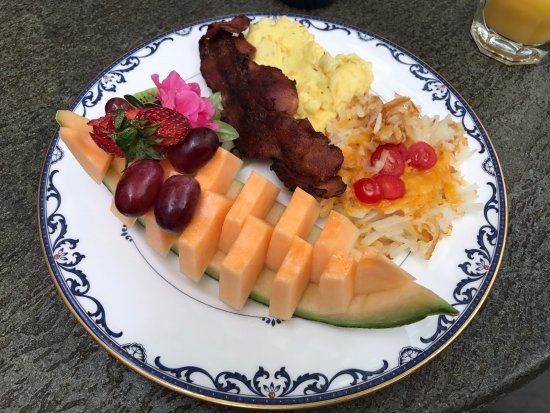 Watkinsville, GA: Fantastic breakfast!