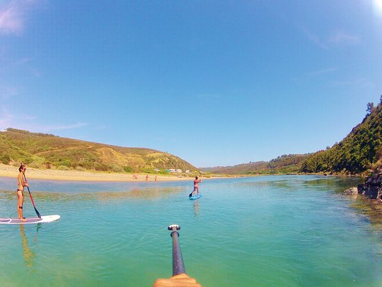 Odeceixe, Portugal: SUP Lessons