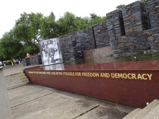Soweto, South Africa: Hector Pieterson Memorial