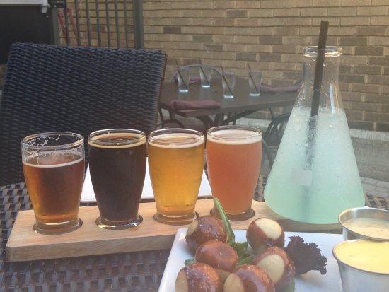 Valparaiso, IN: 1/2 price beer flights Wed, $5 specialty drinks Thu!