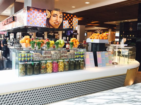 Comptoir libanais picture of comptoir libanais london - Comptoir restaurant london ...