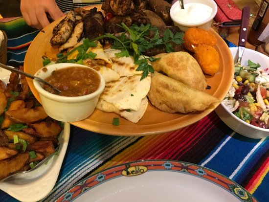 Pueblo: Great place. Good food, Lovely atmosphere!