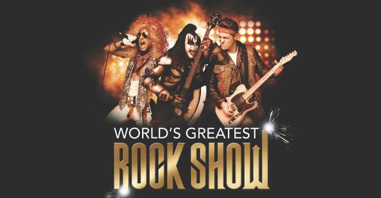 ‪World's Greatest Rock Show‬