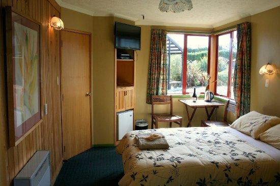 Papatowai, Νέα Ζηλανδία: Motel ensuite