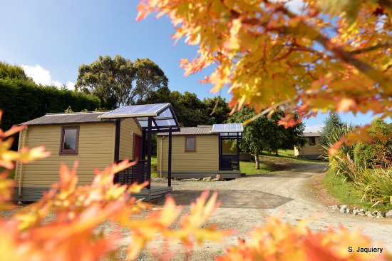 Papatowai, Selandia Baru: Kiwiana Cabins