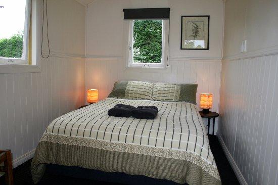Papatowai, Selandia Baru: Kiwiana Cabin double