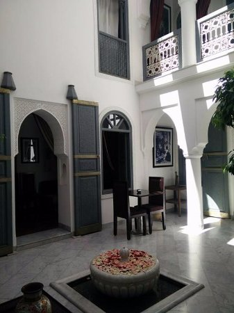 Riad Mirage Foto