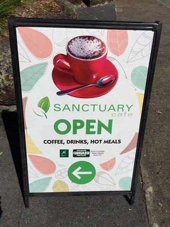 Currumbin, ออสเตรเลีย: The Main Cafe