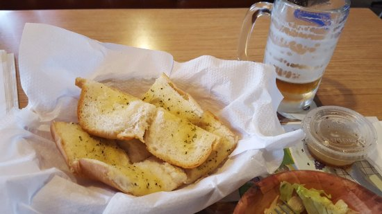 Enfield, CT: Garlic Bread