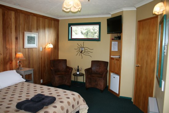 Papatowai, New Zealand: Motel ensuite unit