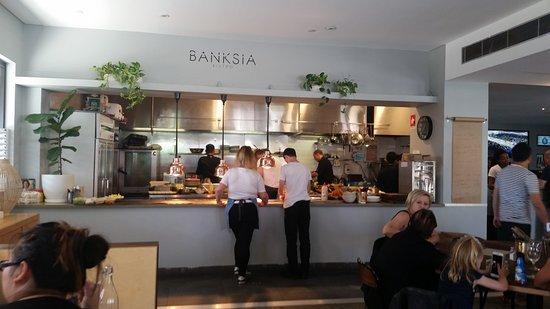 Rockdale, Austrália: The kitchen