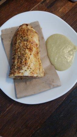 Rockdale, Austrália: Sucklng Pork Sausage roll