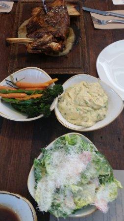 Rockdale, Australia: Salad/ Coz