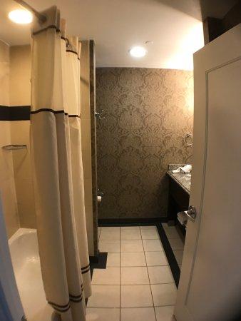 The Skirvin Hilton Oklahoma City : Room 817