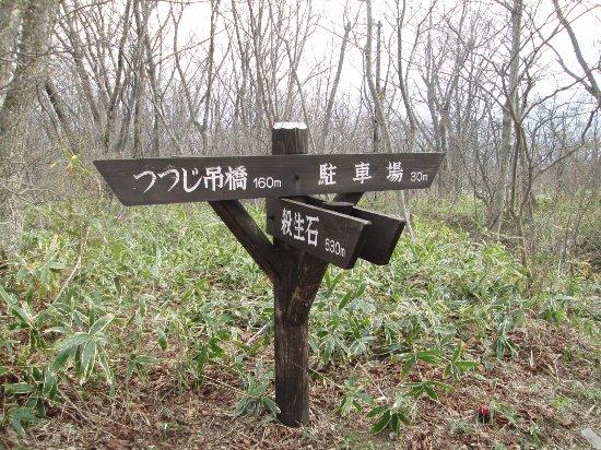 那須郡, 栃木県, 案内表示