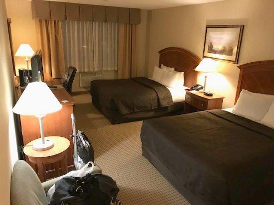 Fort Morgan, Colorado: great rooms