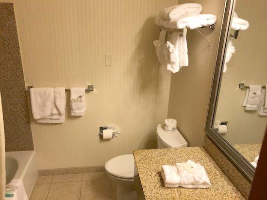 Fort Morgan, Колорадо: clean bath