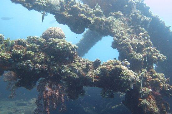 Туламбен, Индонезия: USS Liberty wreck