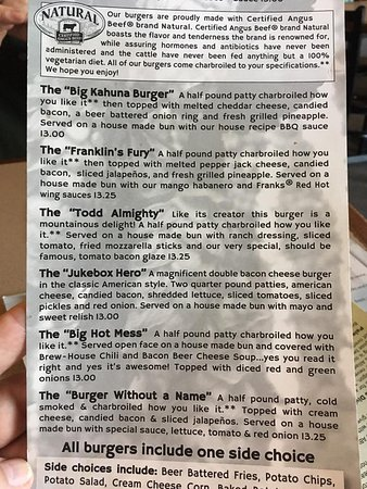 Springfield, OR: More of their awesome burgers