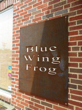 Front Royal, فيرجينيا: Sign