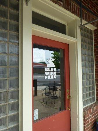 Front Royal, فيرجينيا: Door