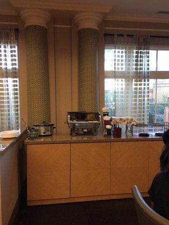 Peoria, AZ: One small part of continental breakfast