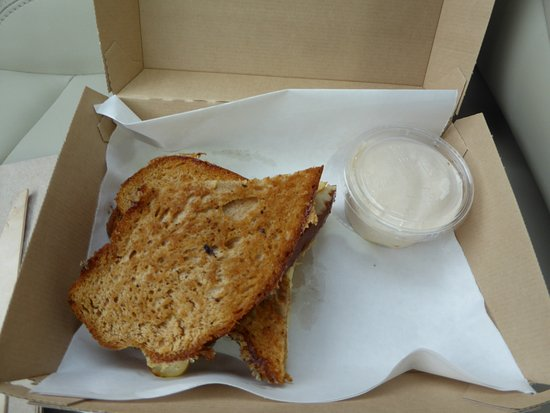 Front Royal, فيرجينيا: Jessica's Grilled Cheese
