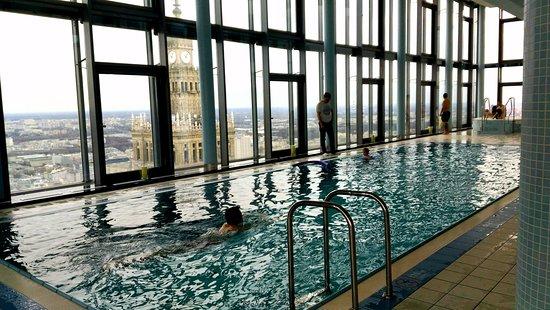 華沙洲際飯店照片