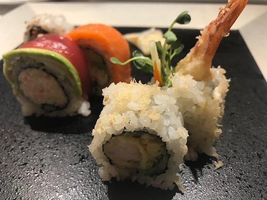 Wasabi Bistro: Great sushi!