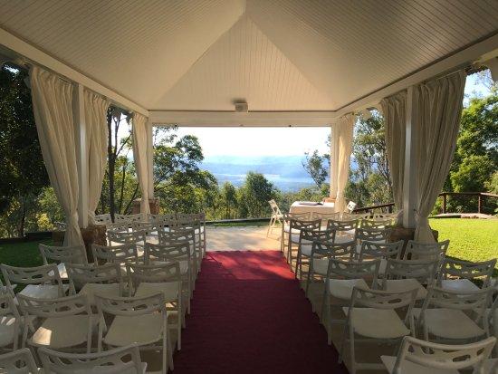 Clear Mountain, Australia: Wedding Ceremony Location