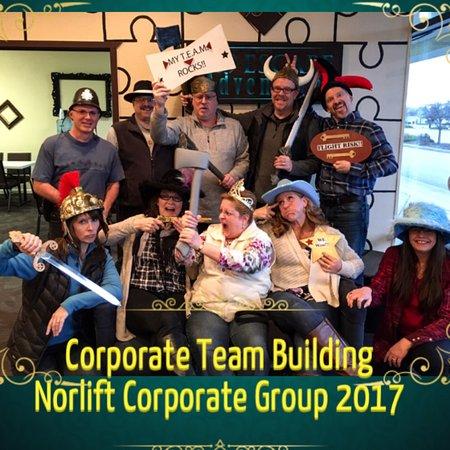 Post Falls, ID: Corporate Team Building Escape!