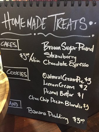 Spring Hill, TN: Variety Of ever changing Scratch-Made Desserts we offer