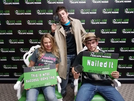 Locked 460 Escape Rooms