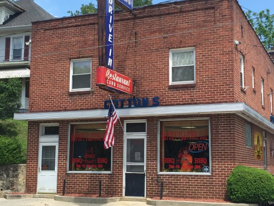 Bluefield, VA: Locally owned and operated! All BBQ sauces are made from scratch! Everything is homemade!
