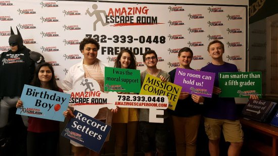 Photo0 Jpg Picture Of Amazing Escape Room Freehold