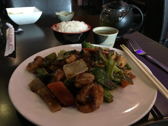 Moraine, OH: Hunan Triple Delight