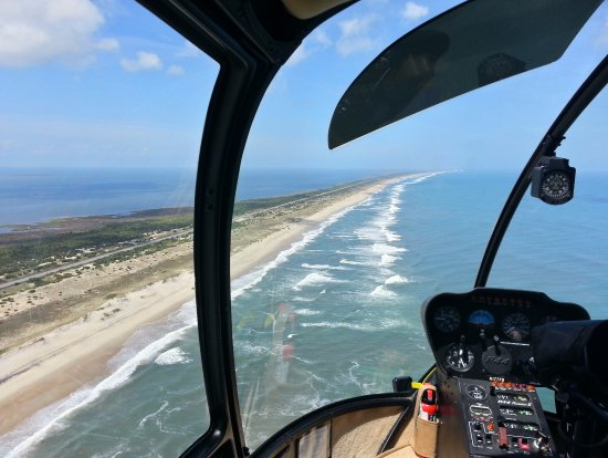 Coastal Helicopters: Amazing viiews