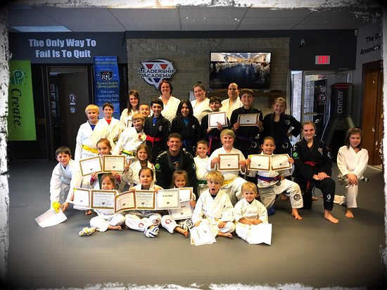 Woodruff, WI: Our Martial Arts program is for all ages starting at the age of 3.