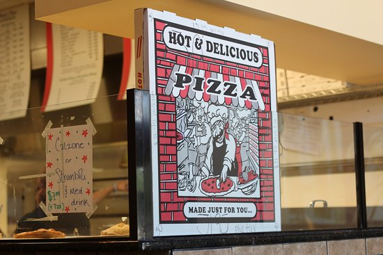 Morrisville, NC: What's better than Hot and Delicious Pizza (maybe our sandwiches, salads, wings, etc....)