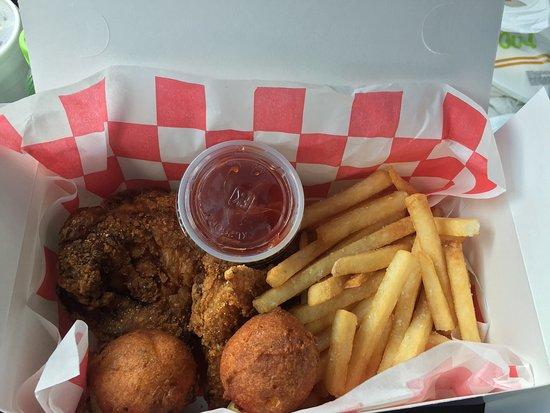 Ellijay, GA: White Meat 2 piece