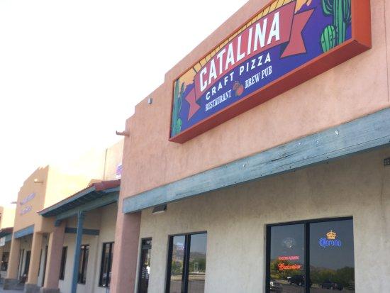 Catalina, Arizona: New Catalina Pizza