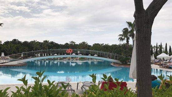 Barut Lara: 1 of the many pools