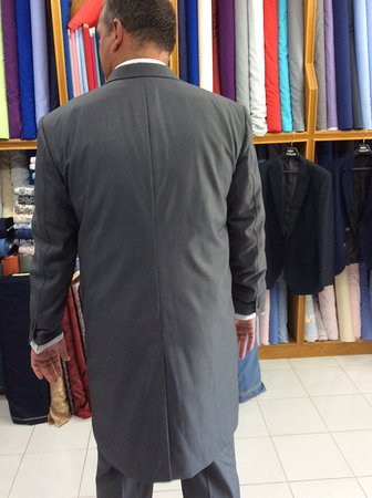 بوفت, تايلاند: Tail coat 