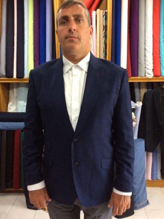 بوفت, تايلاند: Cashmere wool suit