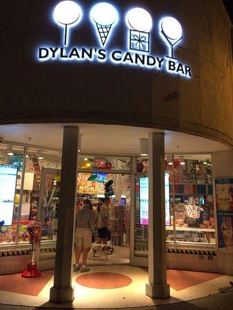 Dylan's Candy Bar: Entrada