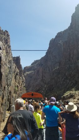 Royal Gorge Route Railroad Photo