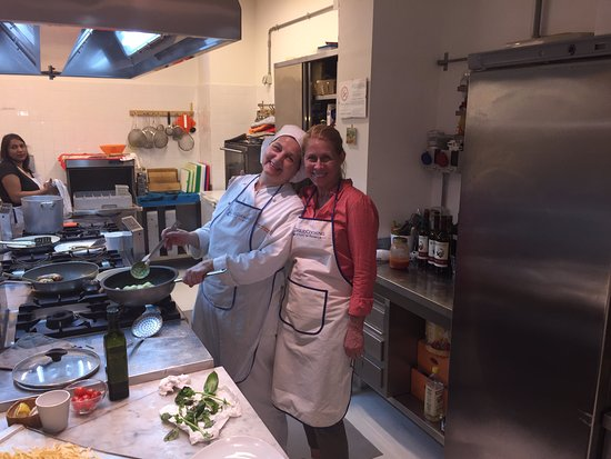 Giglio Cooking Day Course : One incredible afternoon with Marcella